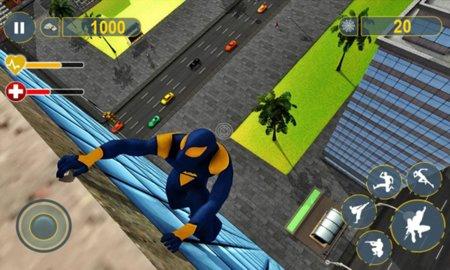 超级英雄忍者