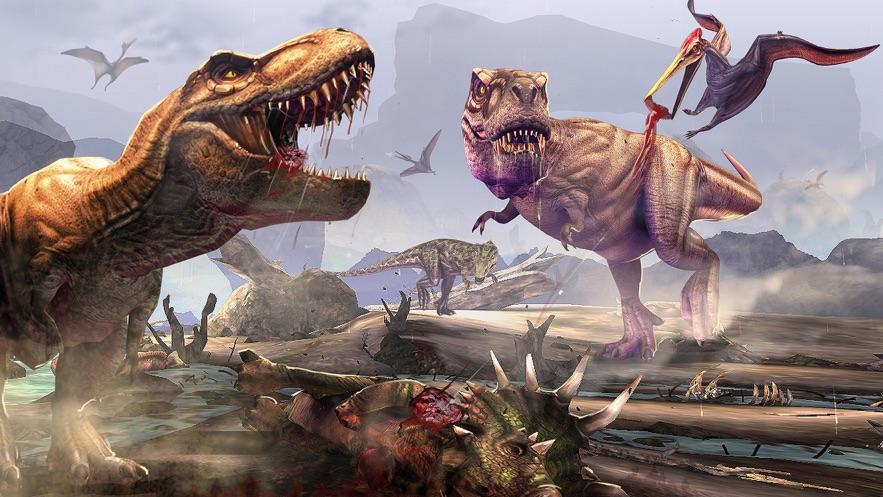 夺命侏罗纪无限金币无限钻石