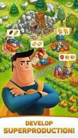 超级的农民们