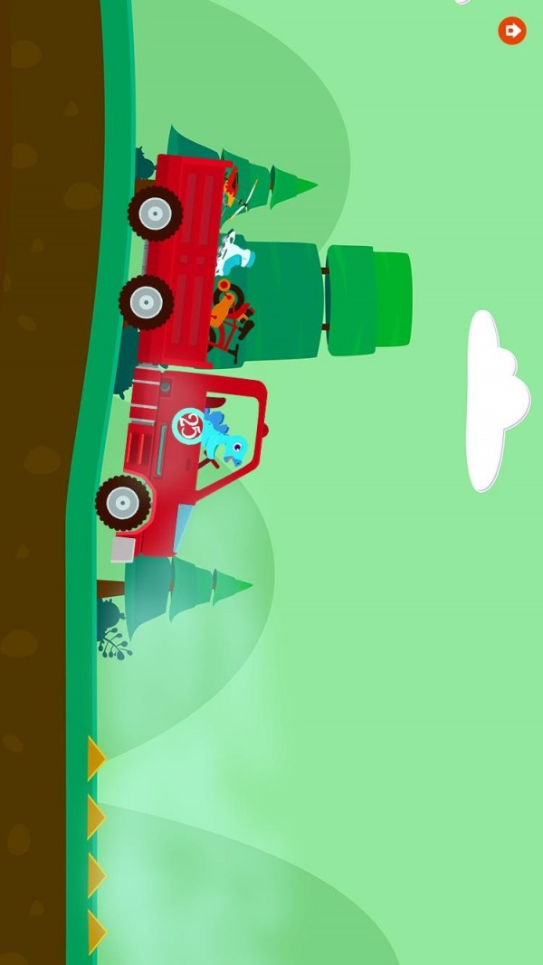 恐龙卡车游戏免费