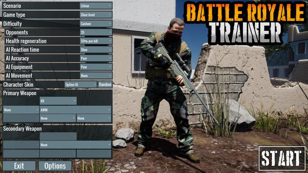 Battle Royale Trainer
