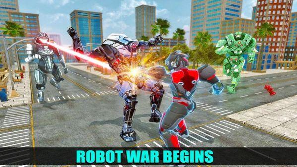 未来忍者机器人之战