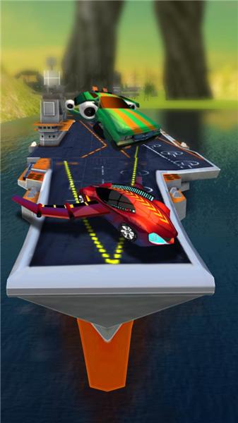 汽车飞行2021